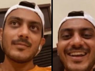 Instagram LIVE with Axar Patel | PUBG | Early Journey | Delhi Capitals