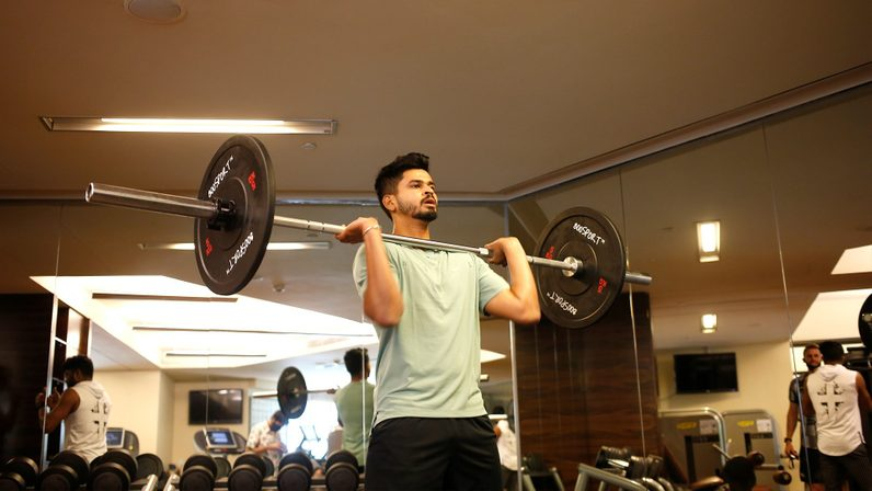 Gym Sessions, UAE