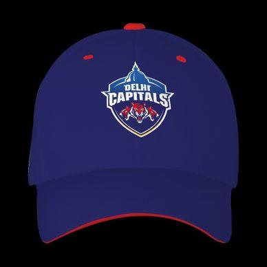 Delhi Capitals Fan Cap