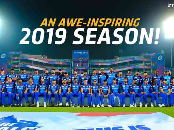 An awe-inspiring journey for Delhi Capitals in VIVO IPL 2019