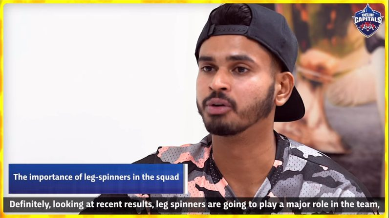 #InConversationWithShreyas- About Delhi Capitals Squad