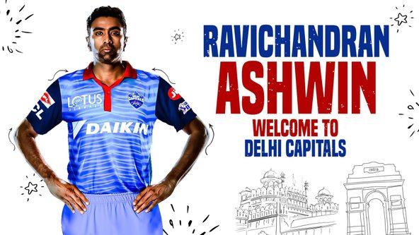 Ravichandran Ashwin Joins Delhi Capitals in Trade