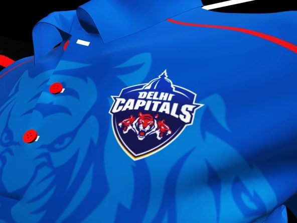 A Closer Look at Delhi Capitals' IPL 2020 Jersey