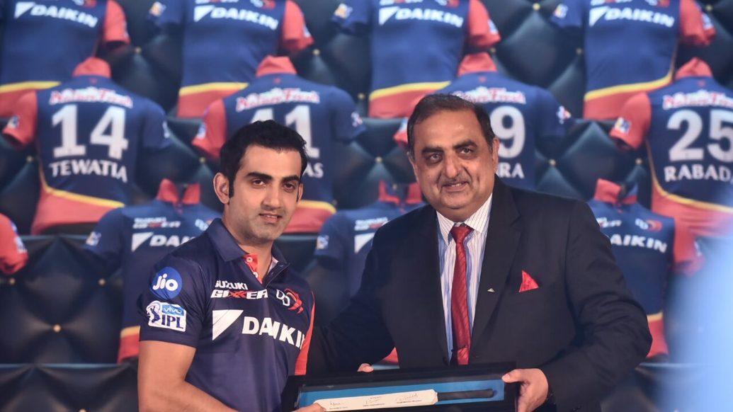 Gautam Gambhir to Captain DD: Joy for the Fans as the Champion Returns Home