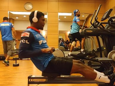 DC Gym Sessions With JBL
