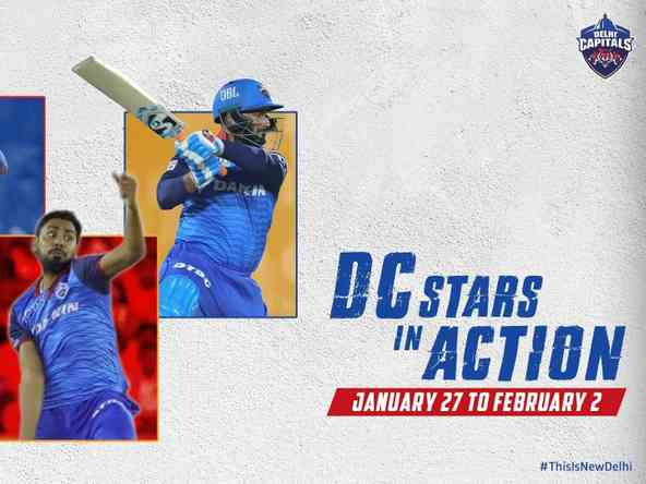 Over 10 DC Stars Scheduled for Action Across Four Major Competitions Next Week!
