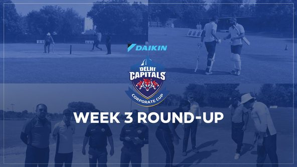 DC Corporate Cup 2019: Week 3 Round-Up