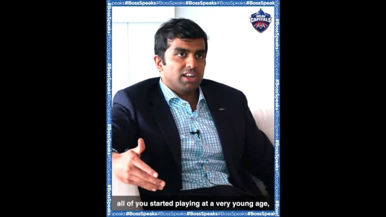 Parth Jindal's Message to DC Players