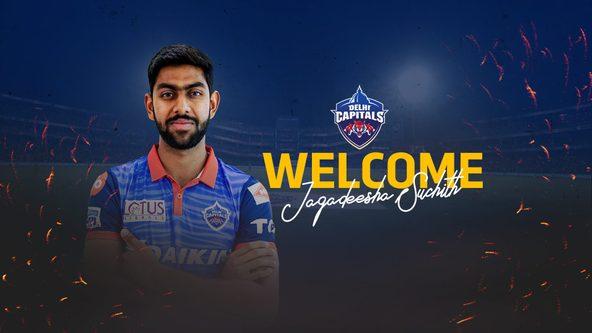 Jagadeesha Suchith joins Delhi Capitals, replaces injured Harshal Patel