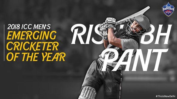 2018 – A milestone year for Rishabh Pant