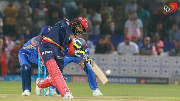 DD Takes Second Loss in Rain-affected Game Against RR