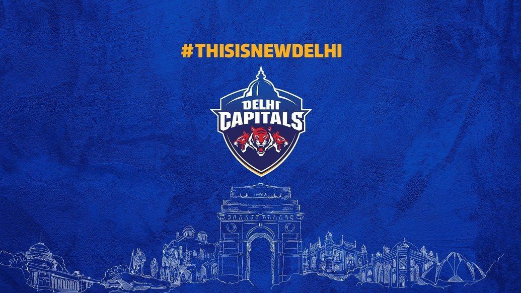 DELHI DAREDEVILS ARE NOW DELHI CAPITALS