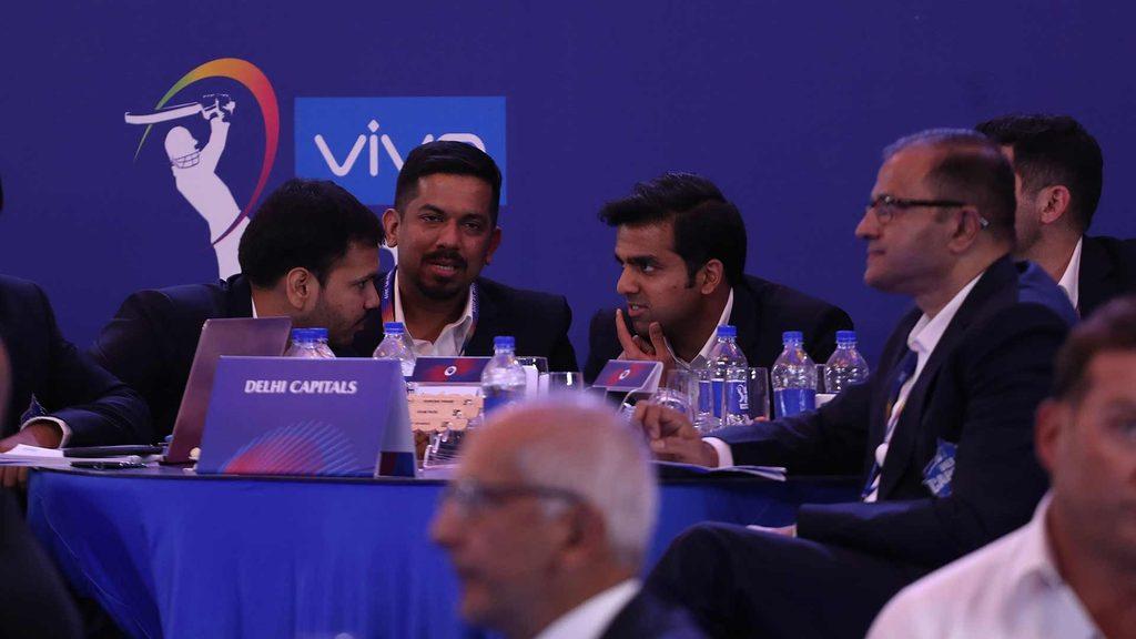 Delhi Capitals in IPL Auction 2018