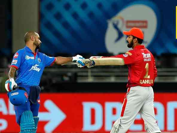 Dhawan's Record Ton Goes in Vain: The Capitals Face First Loss in Dubai