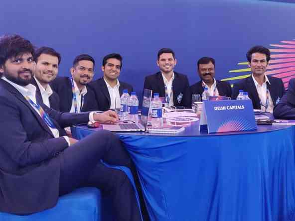 Delhi Capitals' intelligent picks in auctions complete squad for IPL 2019