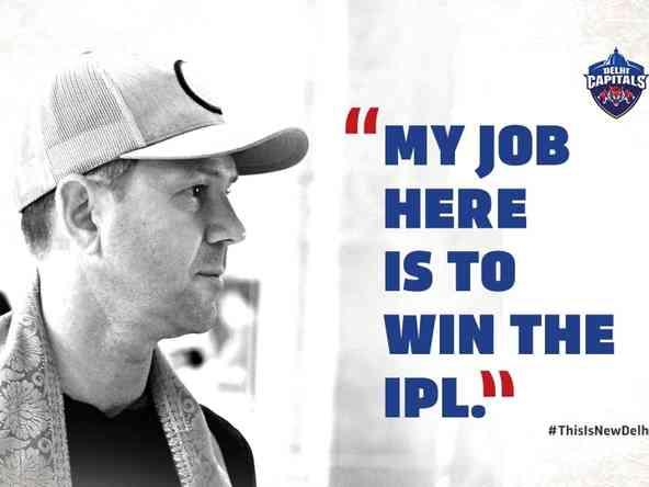 Ricky Ponting ready to imbibe Australian aggression in Delhi Capitals