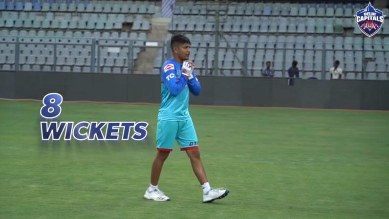 Sandeep Lamichhane - Season Stats