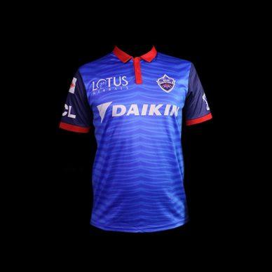 Official Delhi Capitals Jersey for Men